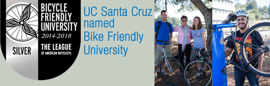 bike friendly university award image